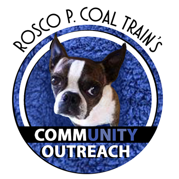 Rosco P. Coal Trains Community Outreach